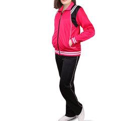 Naiste dressikomplekt, roosa/must I