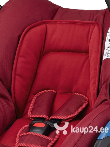 Turvatool MAXI COSI Citi 0-13 kg, Robin red (2017) tagasiside