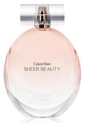 Tualettvesi Calvin Klein Sheer Beauty EDT naistele 50 ml