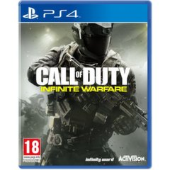 Mäng CALL OF DUTY: Infinite Warfare (PS4)
