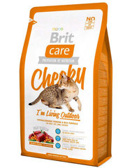 Kuivtoit kassidele Brit Care Cat Cheeky I'm Living Outdoor, 0,4 kg