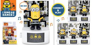 Figuur Minions Despicable Me Music Mates, 20290