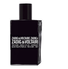 Tualettvesi Zadig & Voltaire This is Him! EDT meestele 100 ml