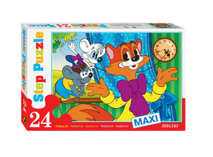 Pusle Step Puzzle maxi 24, Leopold the Cat