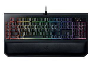Klaviatuur Razer BlackWidow Chroma V2 Orange Switch