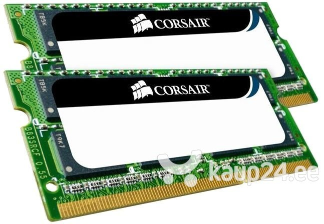 Corsair 8GB DDR3 CL9 SO-DIMM KIT OF 2 CMSO8GX3M2A1333C9