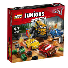 10744 LEGO® JUNIORS Thunder Hollow Crazy 8 Race