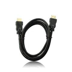 Mocco HDMI 1.4v 19pin 2160p Ultra HD 2m kullatud juhe