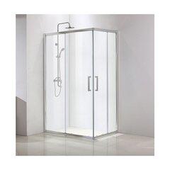 Nelinurkne dušikabiin Sensea Quad, 80x120
