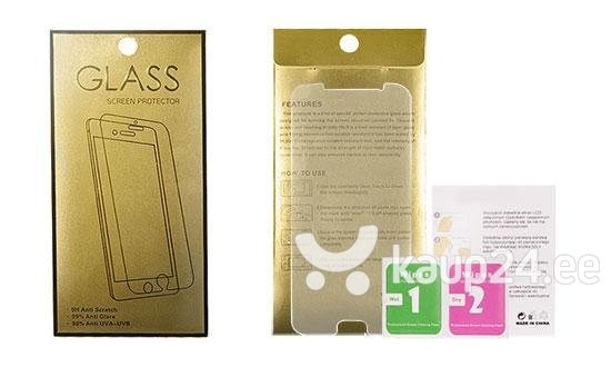 Kaitseklaas Gold sobib Apple iPhone 6 / 6S