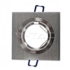 1* GU10 elektripirni raam, V-TAC, kandiline, alumiinium