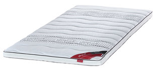 Kattemadrats Sleepwell TOP LATEX TEMPSMART, 140x200 cm