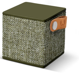 Bluetooth колонка FRESHN REBEL Rockbox Cube, Army