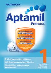 Piimasegu Aptamil Pronutra 1, 0+ kuud, 300 g