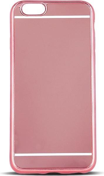 Kaitseümbris Beeyo Mirror sobib Samsung Galaxy S6 G920, Roosa