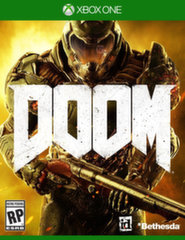 Mäng DOOM (2016), Xbox One