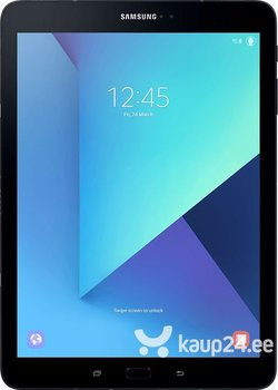 """Tahvelarvuti Samsung Galaxy Tab S3 T820 (2017) 9.7"""", Wifi, Must"""