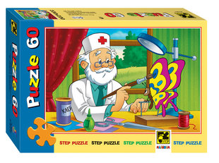 Pusle Step Puzzle 60 Doctor Ouchaches