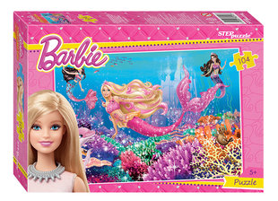 Pusle Step Puzzle 104 Barbie