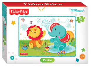 Pusle Step Puzzle 35 Fisher Price