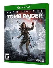 Mäng Gra Xbox 360 Rise of the Tomb Raider