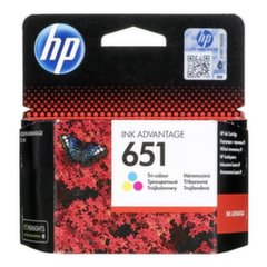 HP nr 651 Tri-colour C2P11AE