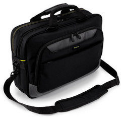 Targus - CityGear 15.6'' Topload Laptop Case With Printer Section