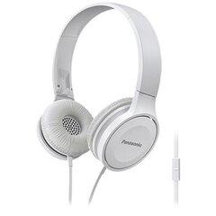 Kõrvaklapid mikrofoniga Panasonic, valge