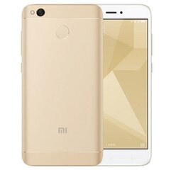 Mobiiltelefon XIAOMI Redmi 4X Global, DS, 32GB, kuldne