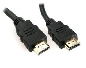 Kaabel DO MONITORA HDMI v.1.4 (19PIN) M/M 1.8M hind ja info | Arvutikaablid | kaup24.ee