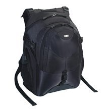 "Dell Targus Campus Backpack up to 16"" Black"