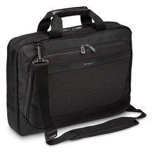 Sülearvutikott Targus CitySmart TBT914EU 15.6 &quot, Shoulder strap, Poly/PU, Messenger - Briefcase, must/hall