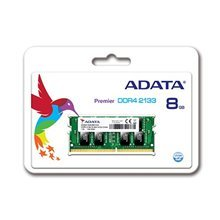A-DATA 8GB DDR4 SO-DIMM (512Mx8) 2133MHz 260-pin 1.2V