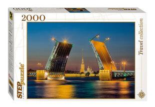 Pusle Step Puzzle 2000, Sankt Peterburg hind ja info | Pusled | kaup24.ee