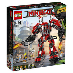 70615 LEGO® NINJAGO MOVIE Tulerobot