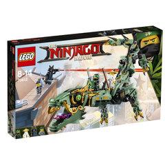 70612 LEGO® NINJAGO Roheline ninjadraakon