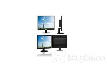 "LED 19"" 19S4QAB/00 IPS 5:4 1280x1024 20M:1 (typ 1000:1) 250cd 178/178 5ms VGA/DVI, Audio, EPEAT-Gold, c:Black"
