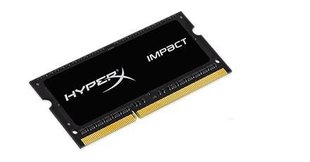 Kingston HyperX 4GB 1866MHz DDR3L CL11 SODIMM 1.35V HyperX Impact Black