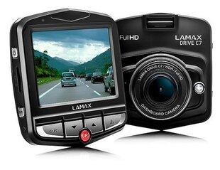 Videosalvesti Lamax MagiCam Drive C7, Must hind ja info | Pardakaamerad ja videosalvestid | kaup24.ee