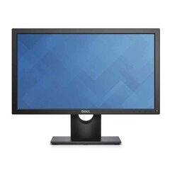 """MONITOR LCD 20"""" E2016HV TN/BLACK 210-ALFK DELL"""