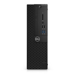 Lauaarvuti Dell OptiPlex 3050 Desktop, SFF, Intel Core i3, i3-7100, Internal memory 4 GB, DDR4, SSD 128 GB, Intel HD, DVD-RW Drive (Reads and Writes to DVD/CD), Keyboard language English, Windows 10 Pro hind ja info | Lauaarvutid | kaup24.ee
