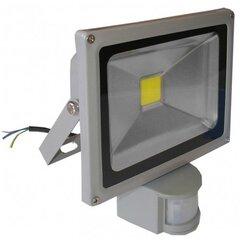 LED välisvalgustus F1202 50W, liikumisanduriga