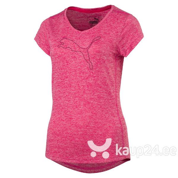 Женская футболка Puma Heather Cat
