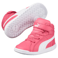 Puma спортивная обувь Ikaz Mid v2 Jr, Rapture Rose-Puma White