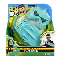 Relv ja mask Diamond BEN10, 76977