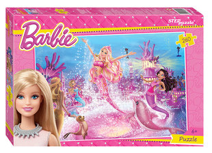 Pusle Step Puzzle 260 Barbie