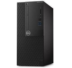 Lauaarvuti Dell OptiPlex 3050 i3-7100 4GB 500GB Win10Pro