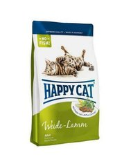 Kuivtoit kassidele Happy Cat Adult lambalihaga, 4 kg