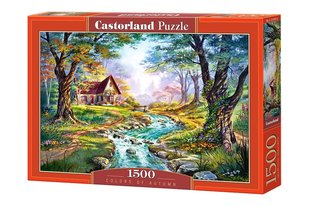 Pusle Puzzle Castorland Colors of Autumn, 1500 osa