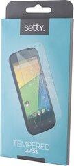 Защитная плёночка Tempered Glass для Samsung Galaxy S5 / S5 Neo (G900, G903F)